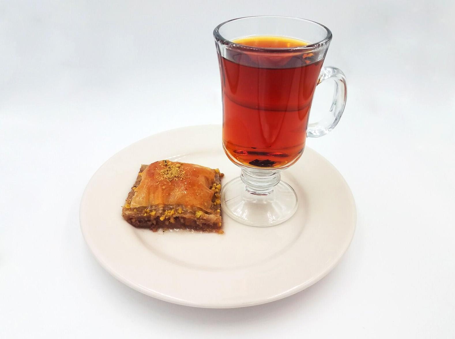 Baklava and Tea