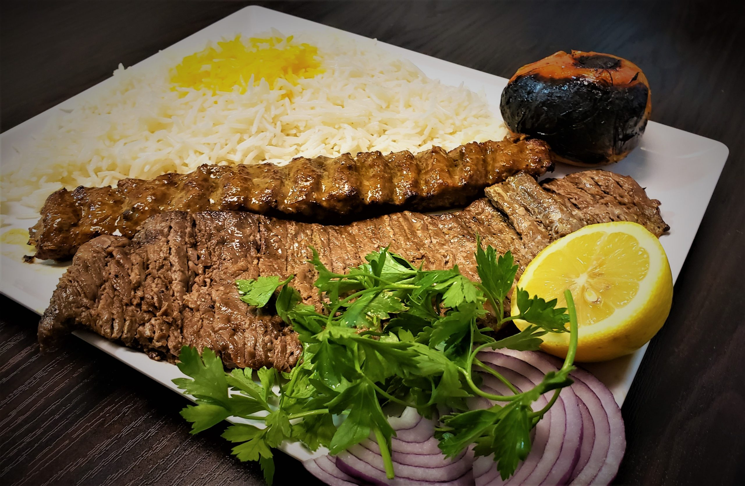 *Beef Soltani*